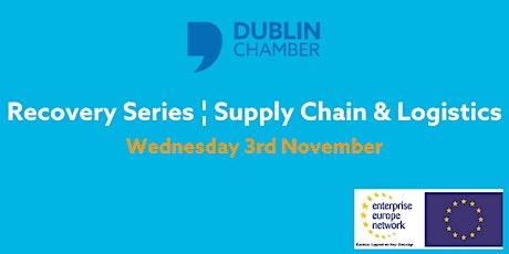 Recovery Series: Supply Chain and Logistics biglietti