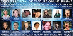 Extraterrestrial Disclosure Online 3 Day Summit