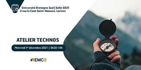 Atelier Technos  Bretagne billets