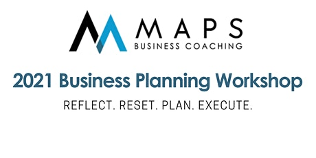 2022 Business Planning Workshop with Business MAPS  Coach tickets