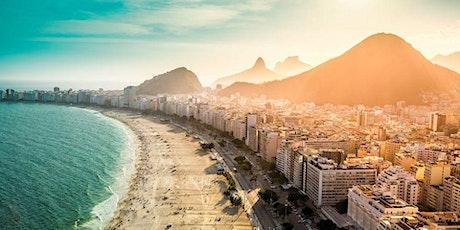 Voyage de rêve au Carnaval de Rio 2022 billets
