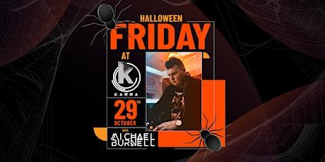 Halloween Friday tickets