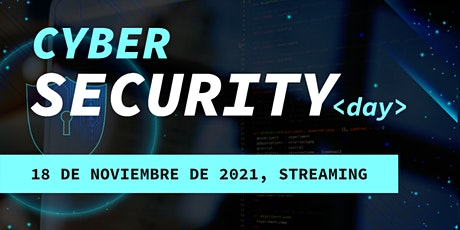 Cybersecurity Day tickets