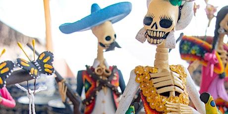 "Dia de Los Muertos -""Day of the Dead"" with Guest Chef Alli Said tickets"