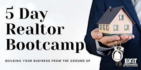 5 Day Realtor Bootcamp tickets