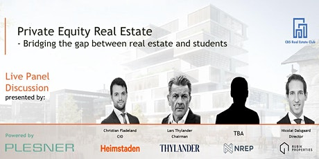 Panel discussion - How to Make Real Estate Better? tickets