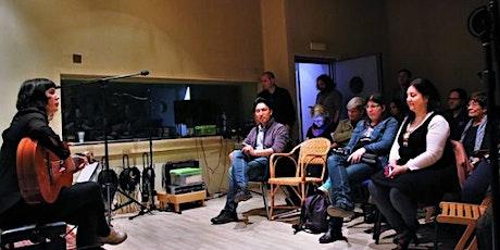 Asiste a un Concierto en un estudio de Grabación en Barcelona. entradas