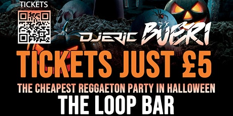 Reggaeton Halloween The Loop Bar tickets