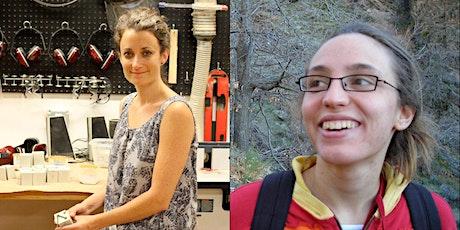 CCCB- Conversa amb Elizabeth Hénaff i Núria Conde El microbioma urbà . entradas