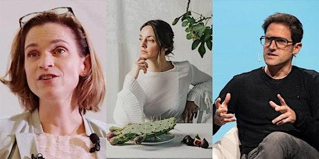 CCCB- Conversa amb Leslea Hlusko, Carola Ortiz i Toni Pou Compartint notes entradas