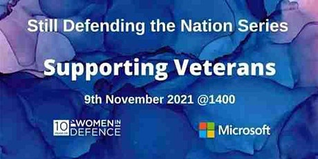 Still Defending the Nation through supporting Veterans tickets
