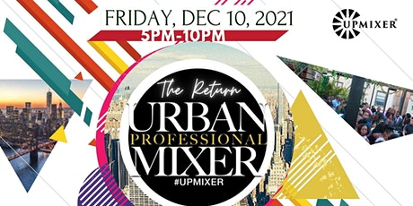 """NSBE NYC x #UPMIXER – The 6th Annual """"Holiday Soirée with a Purpose"""" tickets"""