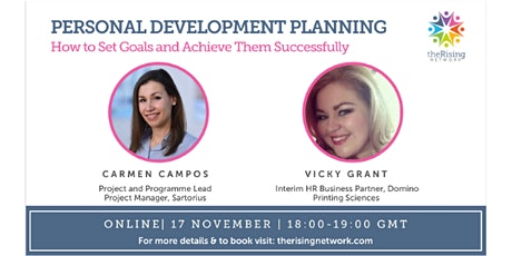 Personal Development  Planning:How to Set Goals & Achieve Them Successfully tickets