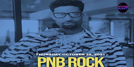 PNB ROCK - THURSDAY - OCTOBER 28, 2021 - MIAMI tickets