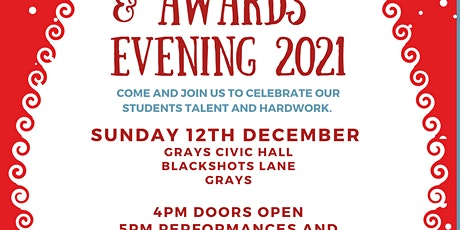 ID ACADEMY UK PERFORMANCE AND AWARDS NIGHT 2021 tickets