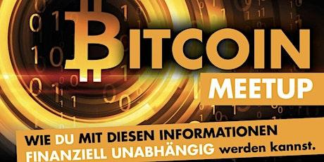 Bitcoin Meetup Tickets