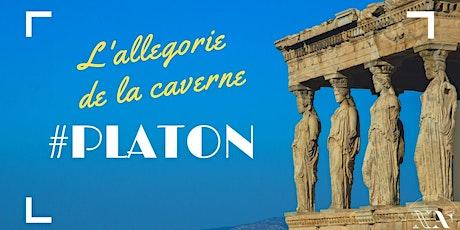 Atelier philo : L'allégorie de la caverne. #Platon billets