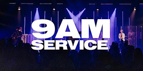 9AM Service - Sunday, October 31st tickets