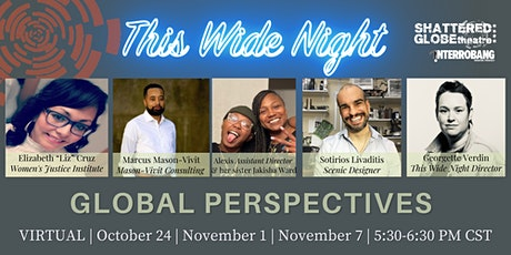 This Wide Night Global Perspectives Panels tickets