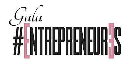 3e Édition du Gala #EntrepreneurEs tickets