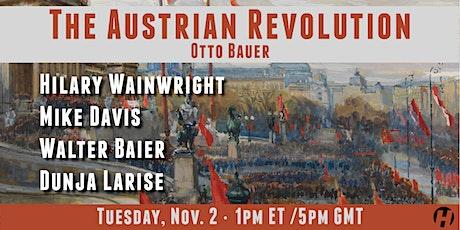The Austrian Revolution tickets