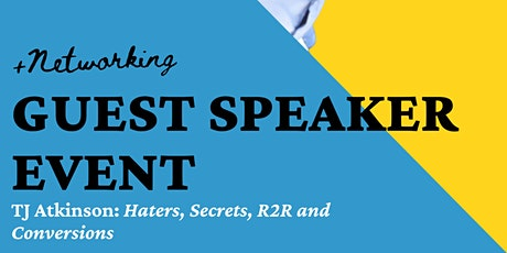 The Property Event: Tj Atkinson talks Rent2Rent, Conversions & the Haters tickets