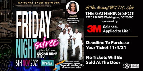NSN 2021 Conference Friday Night Soiree tickets