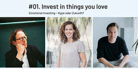 König Galerie meets Timeless live: Invest in things you love Tickets
