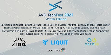 AVD Tech Fest 2021 - Winter Edition entradas