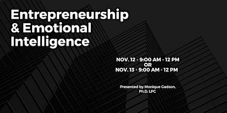 Entrepreneurship & Emotional Intelligence tickets