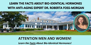 """Dr. ROBERTA FOSS-MORGAN'S             """"Learn the Facts..."""