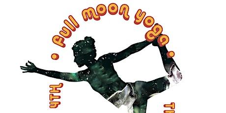 NEW MOON YOGA tickets