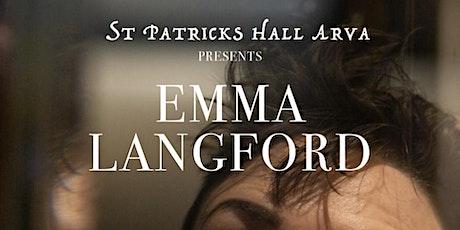 Emma Langford Live tickets
