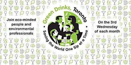 November in person Green Drinks - Limited Tickets Available tickets