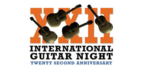 International Guitar Night tickets