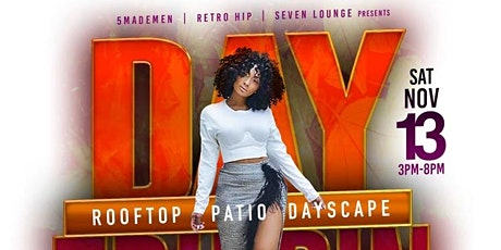 DAY TRIPPIN [ULTIMATE ROOF-TOP PARTY]  DJ A/C & DJ REESE tickets