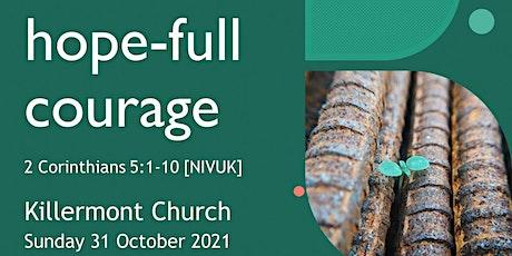 Killermont Church Worship - Sunday 31 October 21 - 10 AM tickets