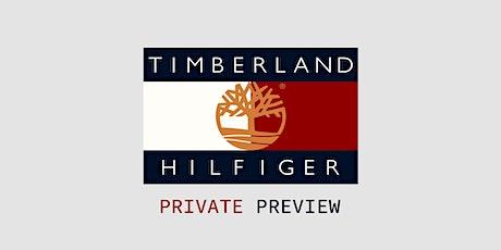 Tommy Hilfiger x Timberland drop2 preview @Orefici11 biglietti