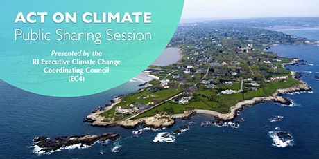 Act on Climate Public Sharing Session tickets