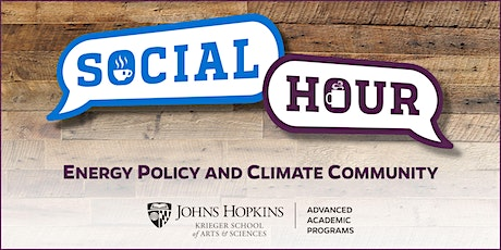 Energy Policy and Climate program Spring Social Hour tickets
