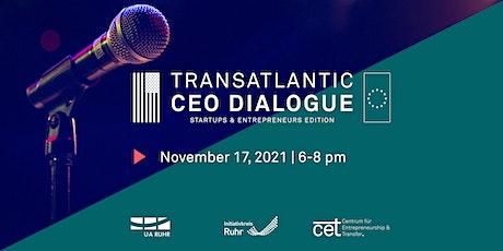 Transatlantic CEO Dialogue Tickets