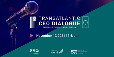 Transatlantic CEO Dialogue (ONLINE) Tickets