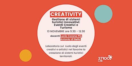 Gestione di sistemi turistici innovativi / 13 novembre 2021 biglietti