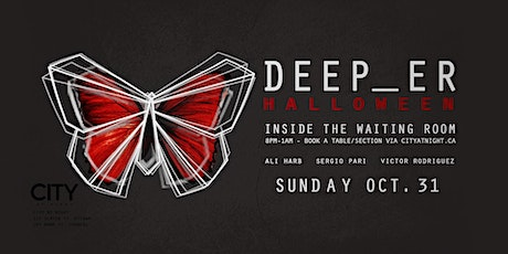Deep_er Therapy : Halloween tickets