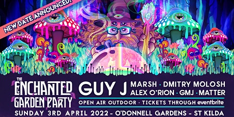 The Enchanted Garden Party 2021 feat. GUY J, MARSH & MORE tickets