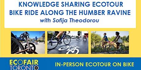 EcoFair Toronto presents Knowledge Sharing EcoTour Bike Ride tickets
