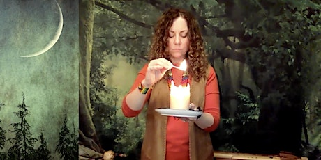 Diwali New Moon Ceremony ~ Native Flute Meditation and Drum Journey on ZOOM Tickets