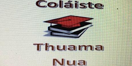 Coláiste Thuama Nua: Cúrsa Béaltrialach  ( Oral Irish Preparation Course) tickets