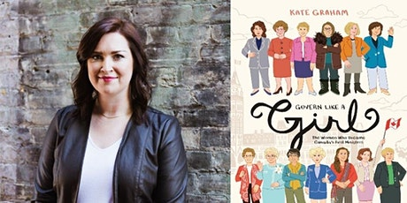 Govern like a Girl: An author visit with Kate Graham (virtual) tickets