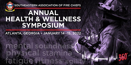 Southeastern Association of Fire Chiefs Health and Wellness Symposium tickets